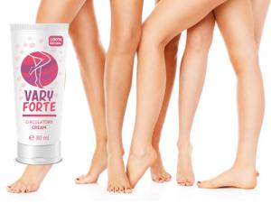 Varyforte crema de circulație, ingrediente - funcționează?