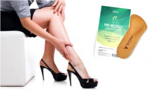 Pro-Relifeet branț, pentru dureri articulare, modul de utilizare