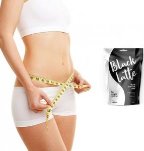 Black Latte drankje, ingrediënten, hoe het te nemen, hoe werkt het, bijwerkingen
