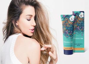 Princess Hair haarmasker, ingrediënten, hoe het te gebruiken, hoe werkt het, bijwerkingen