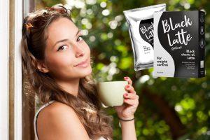 Black Latte băutură, ingrediente, cum să o ia, cum functioneazã, efecte secundare