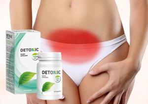 Detoxic капсули, съставки, как да го приемате, как работи, странични ефекти