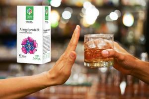 Alcoolprotect picături, ingrediente, compoziţie, cum să o ia, cum functioneazã, efecte secundare, contraindicații, prospect