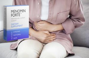 Menomin Forte капсули, съставки, как да го приемате, как работи, странични ефекти