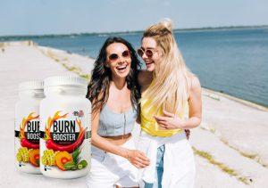 BurnBooster cápsulas, ingredientes, cómo tomarlo, como funciona, efectos secundarios