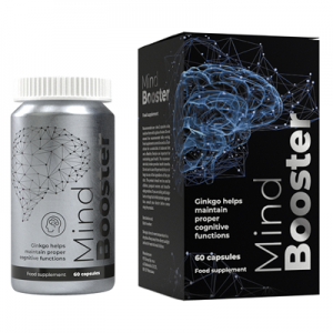 Mind Booster cápsulas - opiniones, foro, precio, ingredientes, donde comprar, mercadona - España